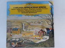 Copland - Appalachian Spring, etc - LAPO / Bernstein - LP