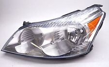 NEW OEM 2009-2012 CHEVY TRAVERSE LH DRIVER HEADLAMP HEADLIGHT W/O PROJECTOR BEAM