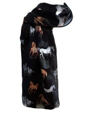 NEW EQUESTRIAN SCARF WOMENS HORSE DRESSAGE KENTUCKY DERBY POLO JUMPING RIDING