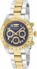 Invicta Speedway Chronograph Blue Dial Mens Watch 17028
