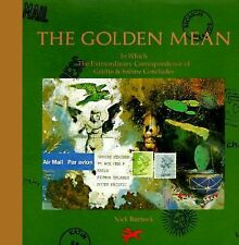 3 NEW books-The Golden Mean, The Gryphon, Griffin & Sabine-