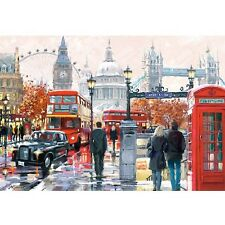 1000 TEILE PUZZLE, LONDON COLLAGE, CASTORLAND 103140