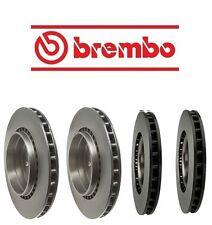 Volvo S60 04-07 L5 2.5L R Brembo Full Front and Rear Disc Brake Rotors Kit