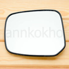 2000-2005 Mitsubishi L200 Triton Strada side view door mirror glass lens left