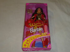 NEW IN BOX BARBIE DOLL TARA LYNN WESTERN STAMPIN VINTAGE 1993 MATTEL 10295 NIB