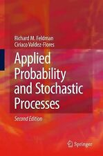 Applied Probability and Stochastic Processes by Ciriaco Valdez-Flores and...