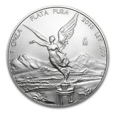 MEXIQUE  Argent 1 Once Libertad 2015 - 1 Oz silver coin