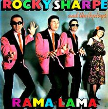 LP - Rocky Sharpe & The Replays - Rama Lama (ROCKABILLY, DOO WOP) PRESS IN SPAIN