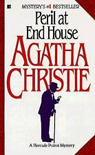 Peril at End House (Hercule Poirot Mysteries) Christie, Agatha Mass Market Pape