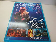 Hillsong For All You've Done Live Worship From Hillsong Church song book
