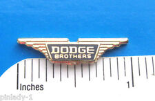 DODGE BROTHERS wings -- hat pin ,  lapel pin , tie tac , hatpin GIFT BOXED