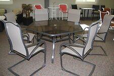 Scottsdale 7 pc Dining Set Patio Furniture