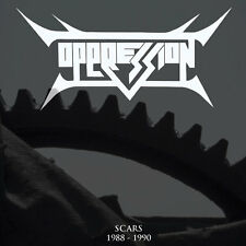 OPPRESSION - Scars 1988 - 1990 - CD - THRASH METAL