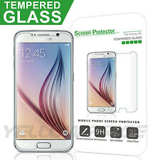 100% Real Tempered Glass Screen Protector for Samsung Galaxy S6 Protective Film