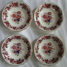 ROYAL CAULDON MAJESTIC FRUIT BOWLS - SET OF 4
