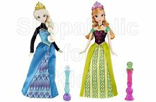 SFK Disney Frozen Color Magic Fashion Doll - Elsa & Anna Set