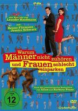 WARUM MÄNNER NICHT ZUHÖREN UND FRAUEN SCHLECHT EINPARKEN DVD NEU BENNO FÜRMANN/