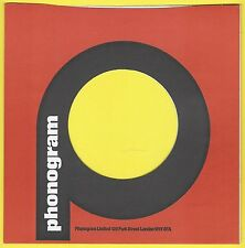 PHONOGRAM REPRODUCTION RECORD COMPANY SLEEVES - (pack of 10)