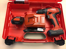 Hilti sf 2h-a Batterie-Bohr -/coup percussion + 2 batteries 2,6 Ah