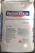 WATER SOFTENER REPLACEMENT RESIN MEDIA 8% crosslink *HIGH QUALITY*