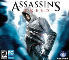 Assassin's Creed Jewel Case (PC, 2010)