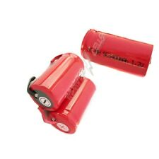 12 Sub C SubC 3400mAh Ni-MH Rechargeable Battery Tab R1