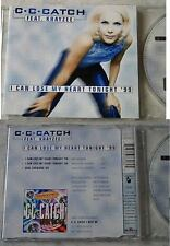 C. C. CATCH Feat. Krayzee - I Can Lose My Heart Tonight (BOHLEN)..  1998 Maxi CD