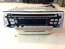 AUTORADIO MAJESTIC SCD 167 RDS/FM/40 RADIO CD DISPLAY NON ILLUMINATO