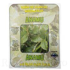 SPIRITUAL PLANT BATH: ANAMU. BANO DESPOJO LIMPIA Wiccan Santeria ifa HEX BREAKER