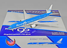 Phoenix Models 1:400 KLM Royal Dutch Airlines Boeing 777-300ER PH-BVK 95 Years