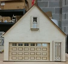 Lansdowne 1:12 scale Dollhouse 2 car garage/workshop