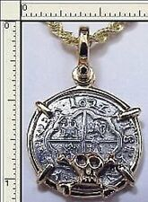 RARE ATOCHA ONE REALE DATED 1622 KEY WEST PIRATE