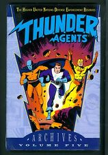 Thunder Agents Archives Volume 5 ~ T.H.U.N.D.E.R. AGENTS ~ Hardcover ~ DC