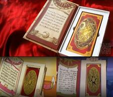 Cardcaptor Sakura Clow Cards + The Nothing Card Cosplay Colletion Gift