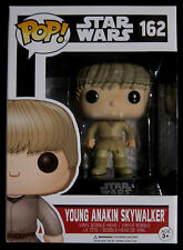 STAR WARS Young Anakin Skywalker - Limited Edition - Vinyl Figur - Funko Pop!