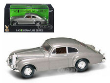 1954 BENTLEY R TYPE GRAY 1/43 DIECAST MODEL CAR BY ROAD SIGNATURE 43212