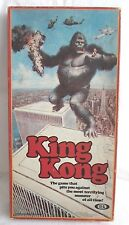 Vintage 1976 KING KONG Game IDEAL Monster Game