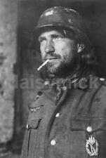 German Army Soldier Stalingrad Russia Nov 1942 World War 2, Reprint Photo 6x4""