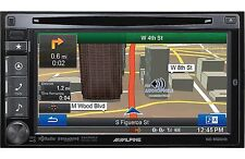 "ALPINE INE-S920HD 6.1"" DVD GPS NAVIGATION RECEIVER ~ PARAMETRIC EQ X-OVER 4 VOLT"