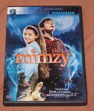 The Last Mimzy (DVD, 2007, Full Frame) Fullscreen