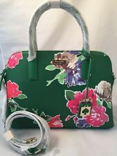 Kate Spade BrightWaterDrive Small Rachelle Spgrnbloom Unique Pattern Of Each Bag