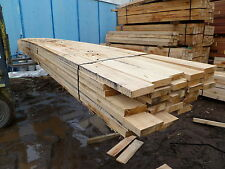 Mixed Hardwood Timber Fence Sleepers  200 x 50mm Fencing Retaining Wall