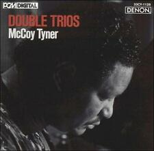 Double Trios by McCoy Tyner (CD, 1986, Japanese Import~Denon Records) Brand New