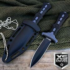 """6.5"""" MTech Stainless Steel Camping Fixed Blade Hunting Survival BOOT Knife"""