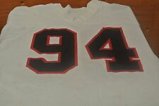 University Of New Hampshire Game Used Football Jersey Size 46 #94