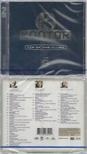 CD--NM-SEALED-VARIOUS -2000- - DOPPEL-CD -- KONTOR - TOP OF THE CLUBS VOL. 8