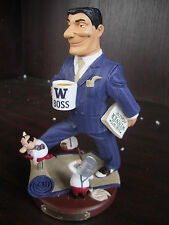 "U Of WASHINGTON Huskies Boss Rivalry 8"" NEW  Memory Company"