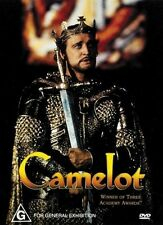 CAMELOT 1967 - RICHARD HARRIS = PAL = SEALED
