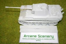 1/48 scale – 28mm WW2 GERMAN PANTHER G resin tank from Blitzkrieg Miniatures