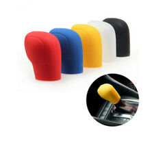 1PC High Quality Soft Automatic Silicone Gear Shift Knob Cover Handbrake Grips